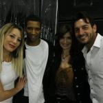 Valentina Battistini, José Perez, Barbara De Santi e Guido Soldati 2