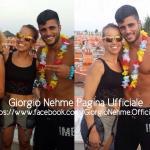 Aurora Betti e Giorgio Nehme