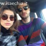 Chiara Napoli e Antonio Mirante