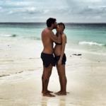 Francesco Arca e Irene Capuano