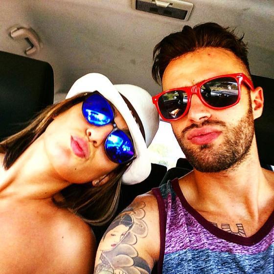 Gabrio Gamma e Carmen Trimarchi
