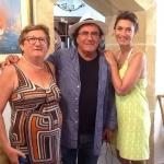 Gilda Grandi, Barbara De Santi e Albano Carrisi