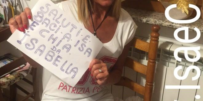 """Isabella Falasconi a IsaeChia.it: """"Ho deciso di dare un'altra chance a Mauro Donà solo in virtù del mio sentimento ma adesso c'è tanto da riparare. Marta Krevsun? Per me è incommentabile!"""""""
