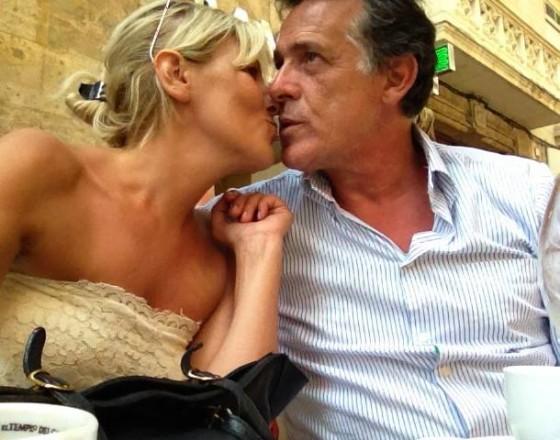 Leoluca Campagna e Paola Plenty