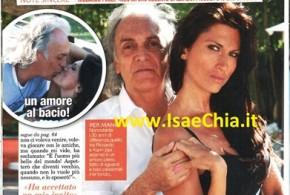 """Riccardo Fogli: """"Io, le fan hot, gli sguardi furtivi con mia moglie e…Un figlio a 67 anni!"""""""