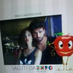 Andrea Offredi ed Eleonora