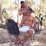 Belen e Gustavo Rodriguez