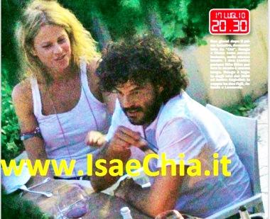 Francesco renga e le allegre notti con diana mentre for Diana polloni