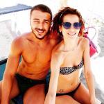 Claudia D'Agostino e Luigi