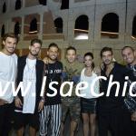 Daniele De Falco con Gianmarco Valenza, Andrea Melchiorre, Nicole Mazzocato, Fabio Colloricchio, Emanuele Trimarchi e Francesco Monte