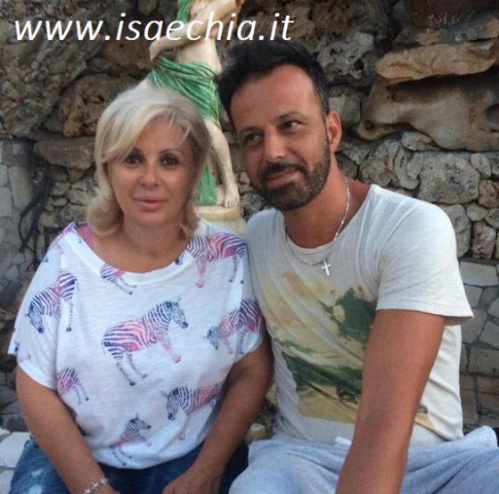 Kikò Nalli e Tina Cipollari