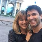 Kledi Kadiu e Charlotte Lazzari
