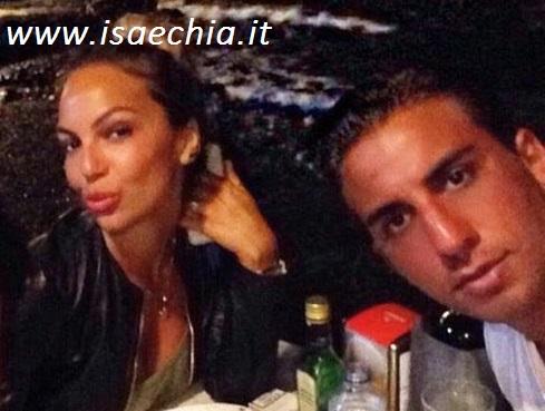 Sarah Nile e Mirko Scarcella