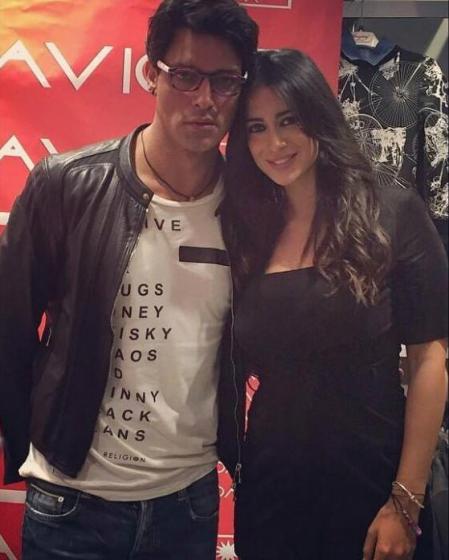 Alessia Messina e Gabriel Garko