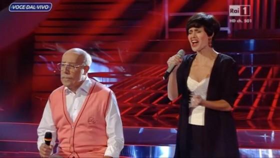 Bianca Guaccero imita Mia Martini