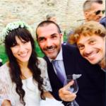 Elisa Toffoli e Giorgio Pasotti