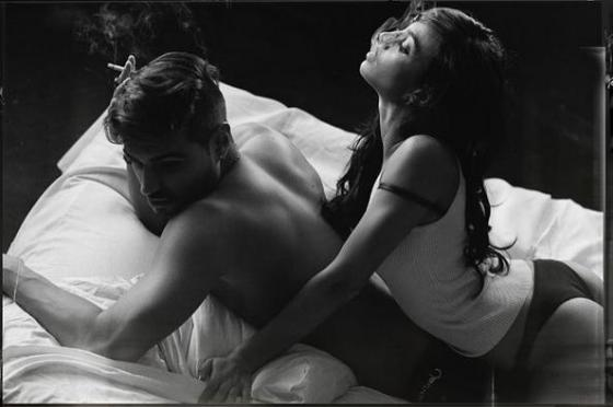 Fabio Colloricchio e Nicole Mazzocato (1)