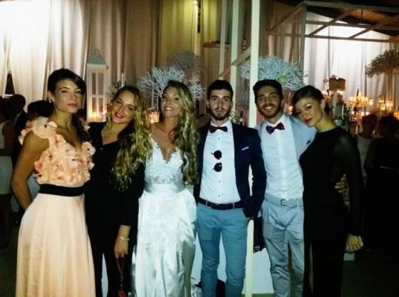 Francesca Del Toro, Susy Fuccillo, Cristian Lo Presi, Virginia Tomarchio, Manuel Artino e Marta Marino
