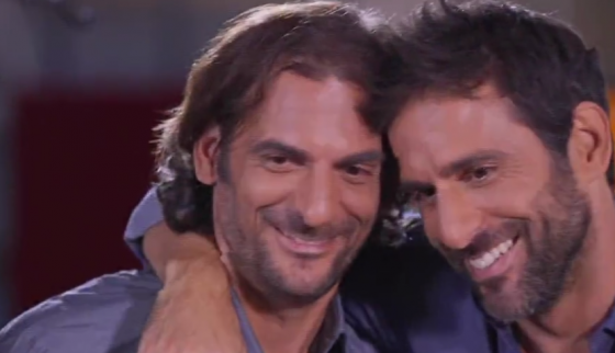 Luigi e Peppe Tuccillo