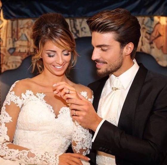 Mariano Di Vaio e Eleonora Brunacci