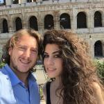 Mirco Petrilli e Modestina Cicero