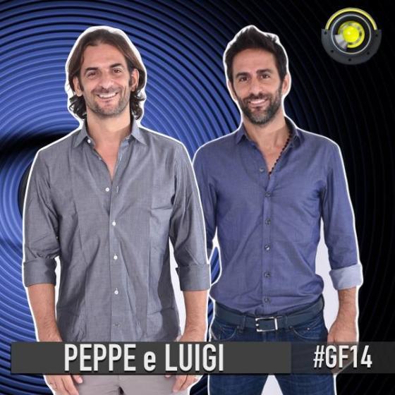 Peppe e Luigi Tuccillo