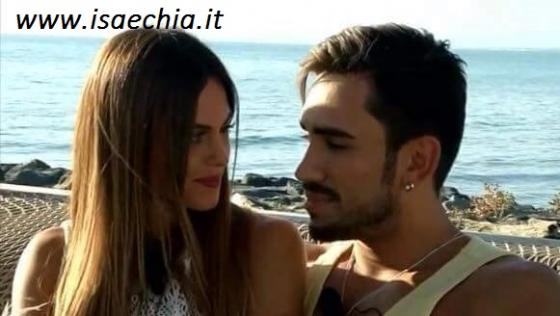 Rafael Valle e Silvia Raffaele