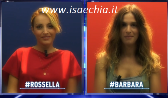 Rossella Intellicato e Barbara Donadio