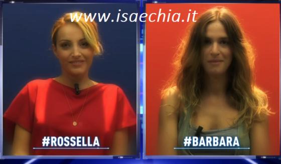 Rossella Intellicato e Barbara Donadio