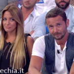 Trono classico - Emanuele D'Avanzo e Alessandra De Angelis