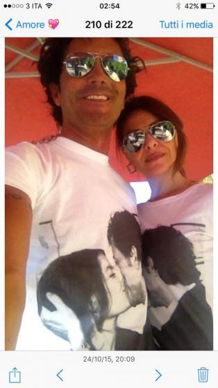 Gianluca Mastelli e Erika