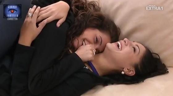 Jessica Vella e Federica Lepanto