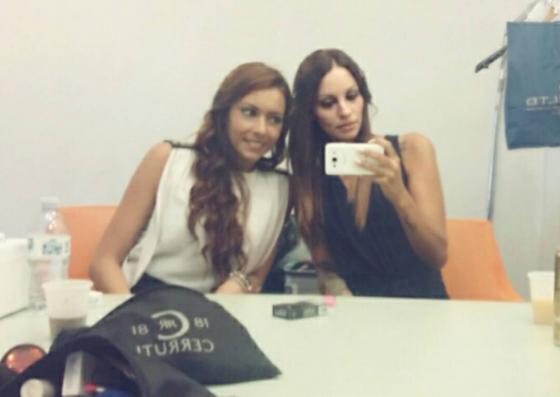 Laura Molina e Rossana Vasta