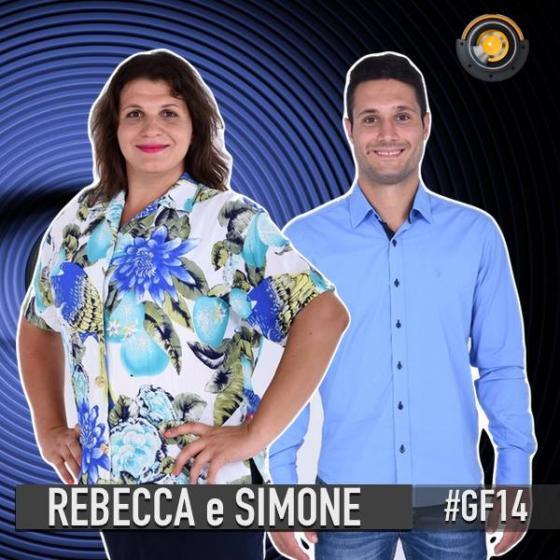 Rebecca De Pasquale e Simone Nicastri