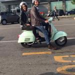 Amedeo Barbato e Fabiola Cimminella