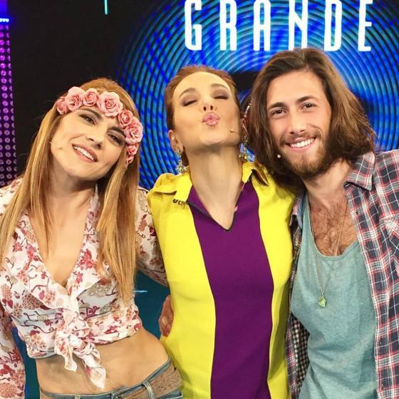 Barbara D'Uso, Anna Leo e Yuri Cordella