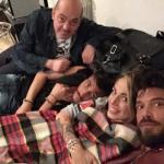 Camillo Agnello, Aurora Betti e Gennaro Farella