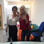 Deimante Maya e Fabiola Cimminella