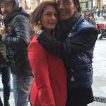 Gianluca Mastelli ed Erika