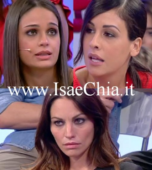Sophia Galazzo, Martina Brillo e Laura Molina