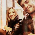 Vito Mancini e Sarah Di Noia
