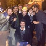 Alessandro Basile, Francesco Monte, Gianfranco Apicerni, Fabio Colloricchio