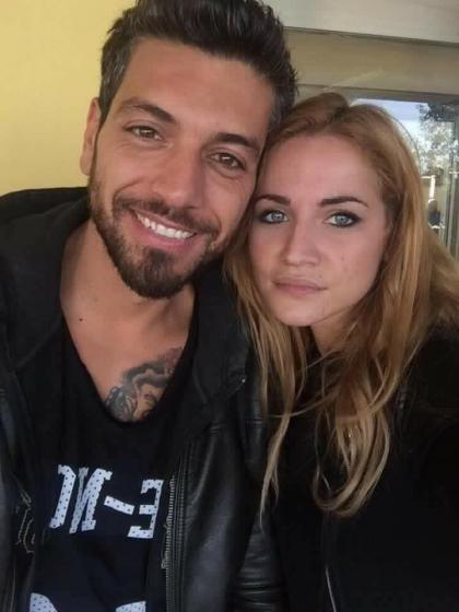 Alessandro Calabrese e Lidia Vella (1)