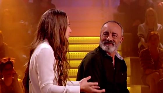 Blanca Parès e Enric Benavent
