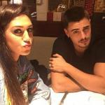 Francesco Monte e Cecilia Rodriguez (2)