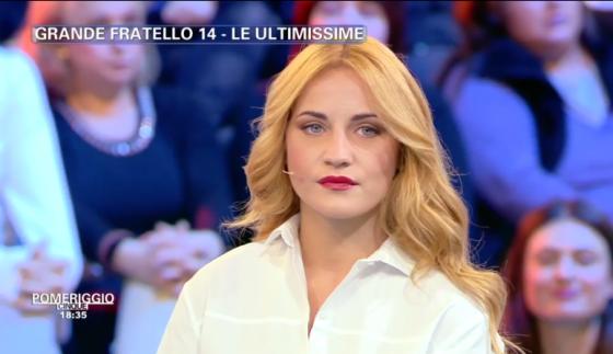 Lidia Vella - Pomeriggio 5