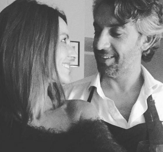 Mauro Donà e Isabella Falasconi