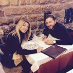 Anna Tedesco e Luca Rufini