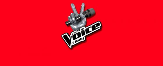 The Voice Of Italy Logo
