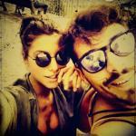 Amedeo Barbato e Serena Panella